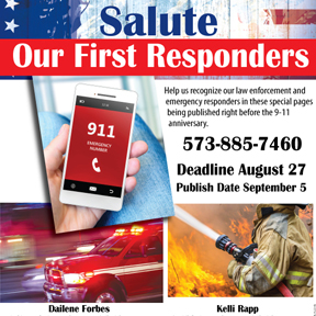 Emergency Responder Salute