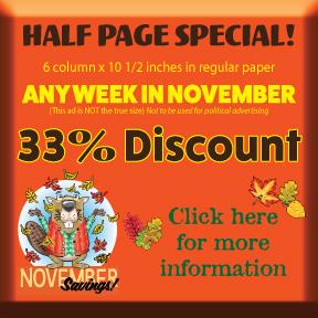 Nov. Half Page box