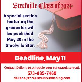 Steelville Grad Tab