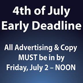 July 4 deadline